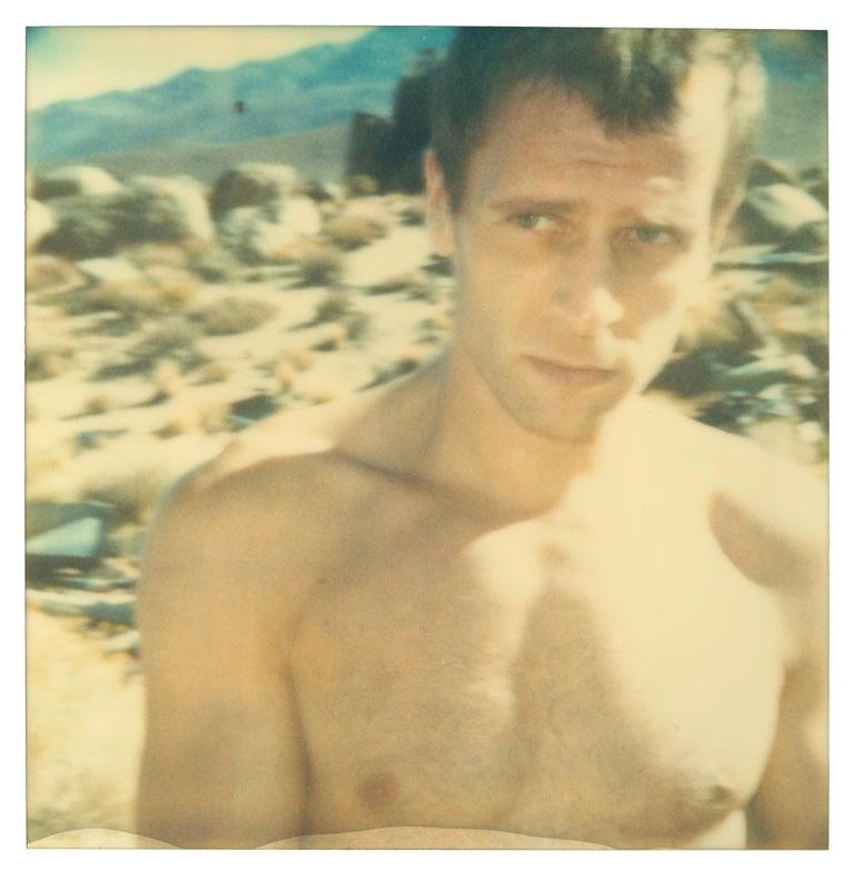 Stefanie Schneider Portrait Photograph - Changes (Wastelands) - Polaroid, Expired. Contemporary, Color