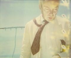 Contemporary, 21st Century, Polaroid, Figurative, Photograph, Man, Schneider,