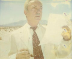 Contemporary, 21st Century, Polaroid, Figurative, Photograph, Sir Udo Kier