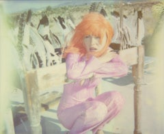 contemporary, 21st Century, Polaroid, Figurative, Photograph, Woman, Schneider,