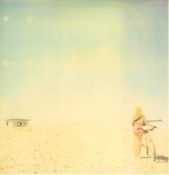 Contemporary, 21st Century, Polaroid, Figurative Photography, Woman, Schneider,