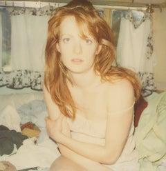 Cristal (Till Death do us Part) - Contemporary, 21st Century, Polaroid, Color