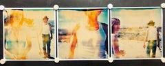 Crow Buiral (Sidewinder) - analog, triptych - Polaroid, 21st Century, expiered