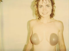 Cups - Suburbia - Contemporary, Polaroid, Analog, Color, Photography