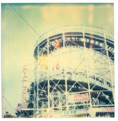 Cyclone (Stay) - Coney Island, 21 Century, Contemporary, Icons, Landscape, Color