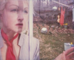 Cyndi Lauper - Contemporary, 21st Century, Polaroid, Figurative Photograph