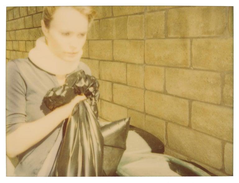 Stefanie Schneider Portrait Photograph - Discarded Momories (Suburbia) - Contemporary, Polaroid, Photography, Portrait