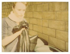 Discarded Momories (Suburbia) - Contemporary, Polaroid, Photography, Portrait