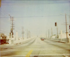 Downtown LA - 21st century, Contemporary, Polaroid