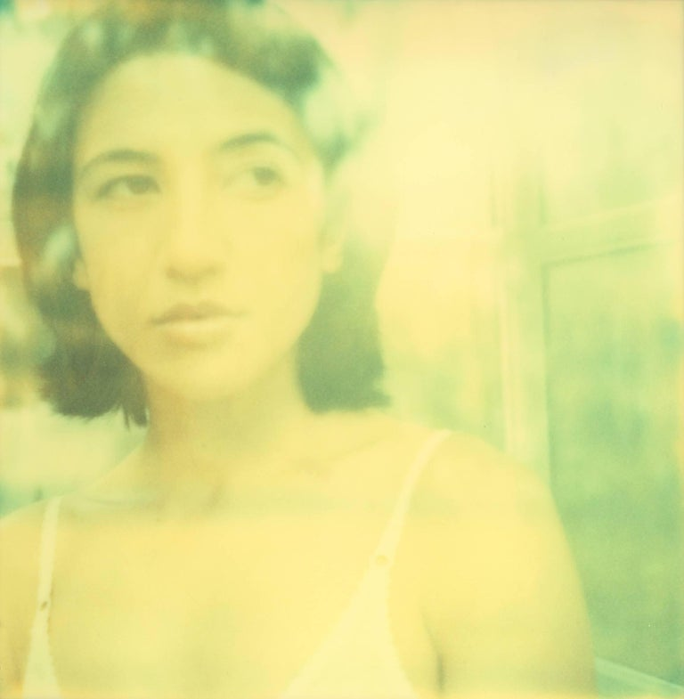 Stefanie Schneider Portrait Photograph - Enchanted - Saigon - 58x56cm, analog C-Print, hand-printed by the artist