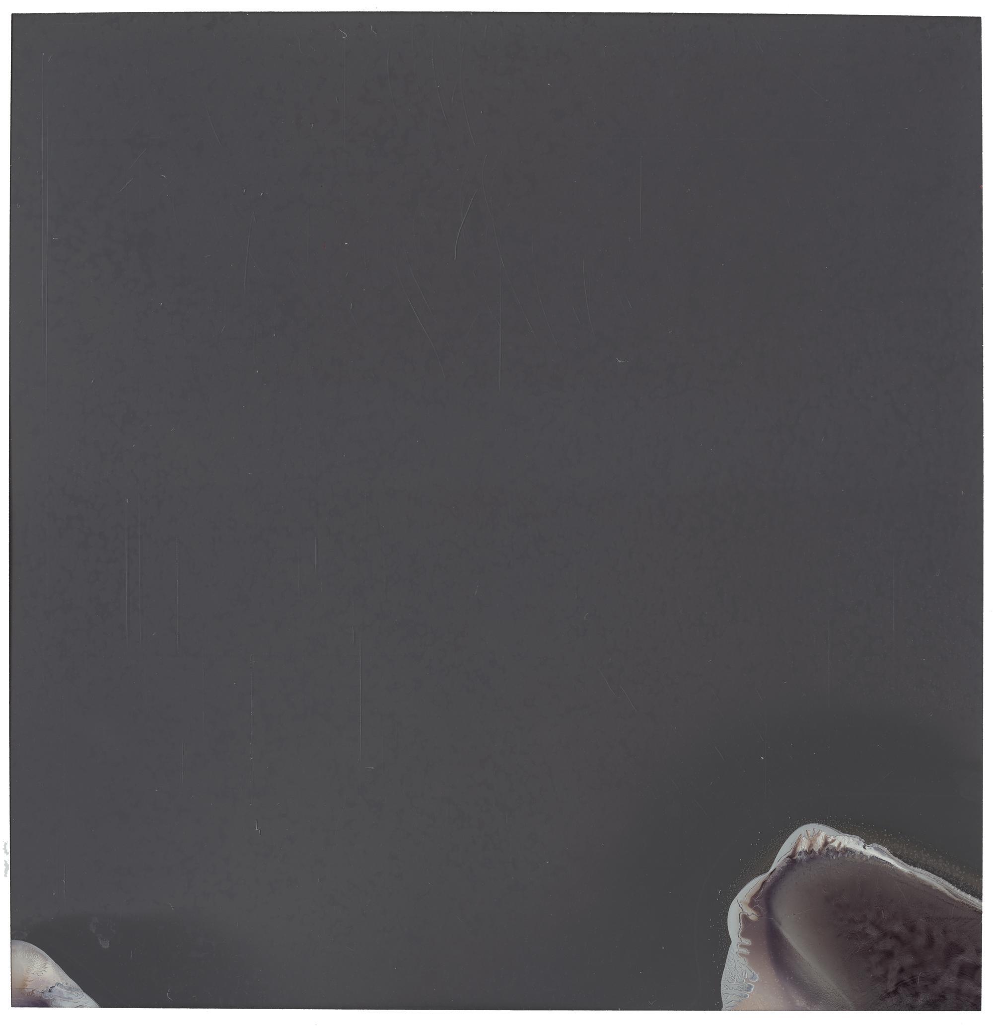 Eternity (Deconstructivism) - Contemporary, Expired Polaroid