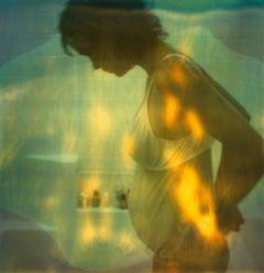Everything put Together (Suburbia) - Contemporary, Polaroid, Analog, Portrait