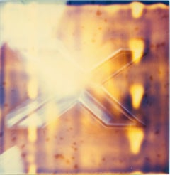 Expanses of Time (Wastelands) - Polaroid, Expired. Contemporary, Color