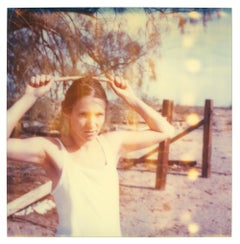 Fabien II (Last Picture Show) - Polaroid, Contemporary, 21st Century