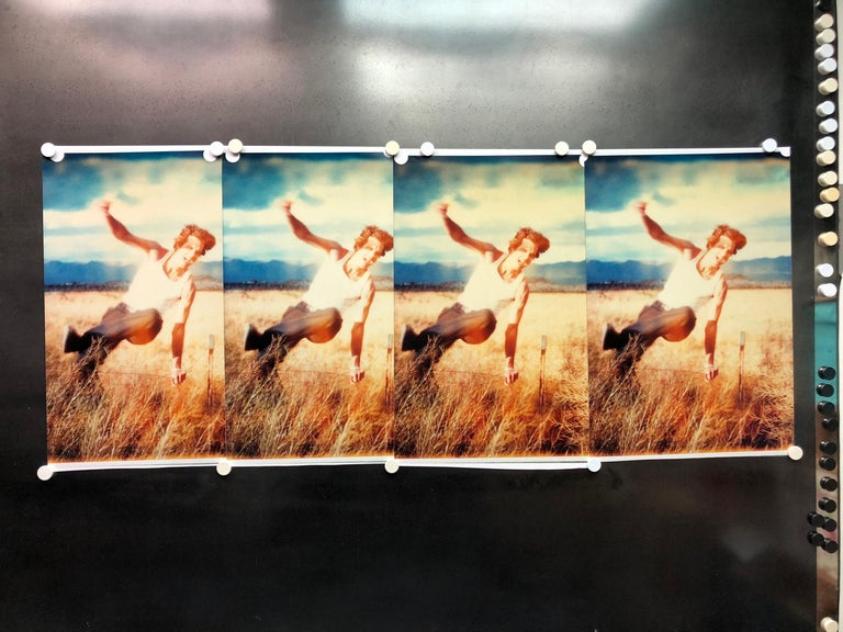 Field of Dreams, Contemporary, Figurative, Polaroid, Photograph, Analog, film For Sale 1