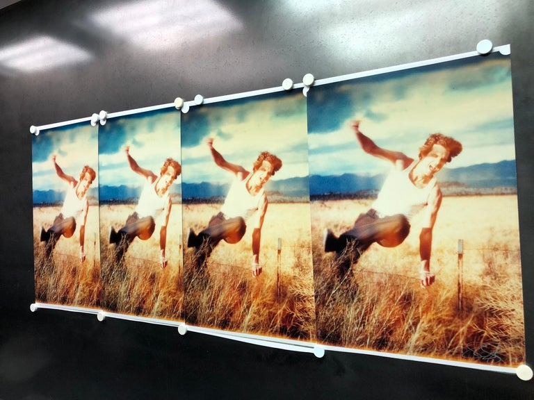 Field of Dreams, Contemporary, Figurative, Polaroid, Photograph, Analog, film For Sale 2