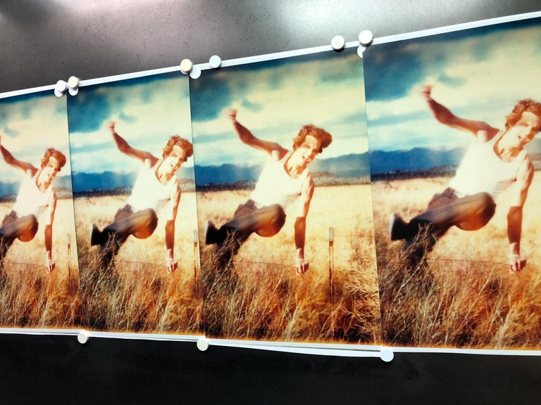 Field of Dreams, Contemporary, Figurative, Polaroid, Photograph, Analog, film For Sale 3