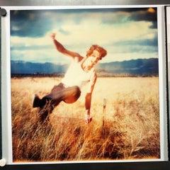 Field of Dreams (Sidewinder), analog, 80x78cm, Edition 2/5