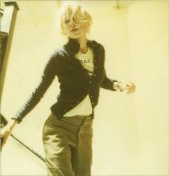 Flight of Stairs - featuring Naomi Watts - Polaroid, 21st Century, Contemporary