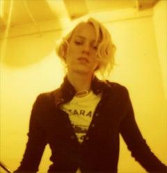 Flight of Stairs II - featuring Naomi Watts - Polaroid, 21st Century