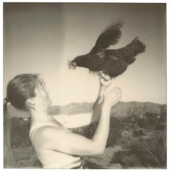 Fly! (Chicks and Chicks and sometimes Cocks) - Polaroid