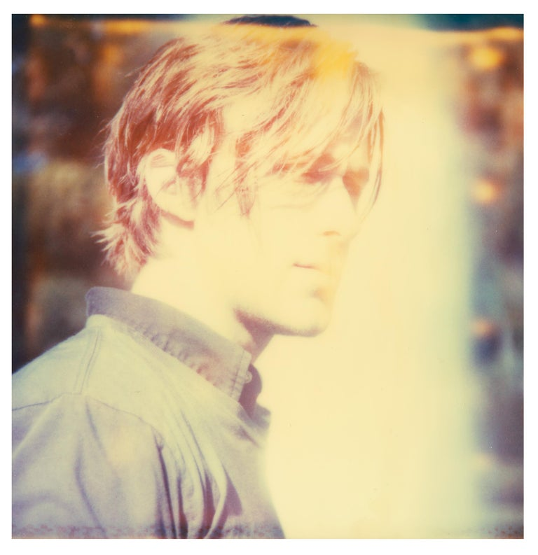 Stefanie Schneider Portrait Photograph - Fountain Head - Stay, starring Ryan Gosling