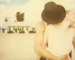 Frenzy (Sidewinder) - 21st Century, Polaroid, Contemporary, Color