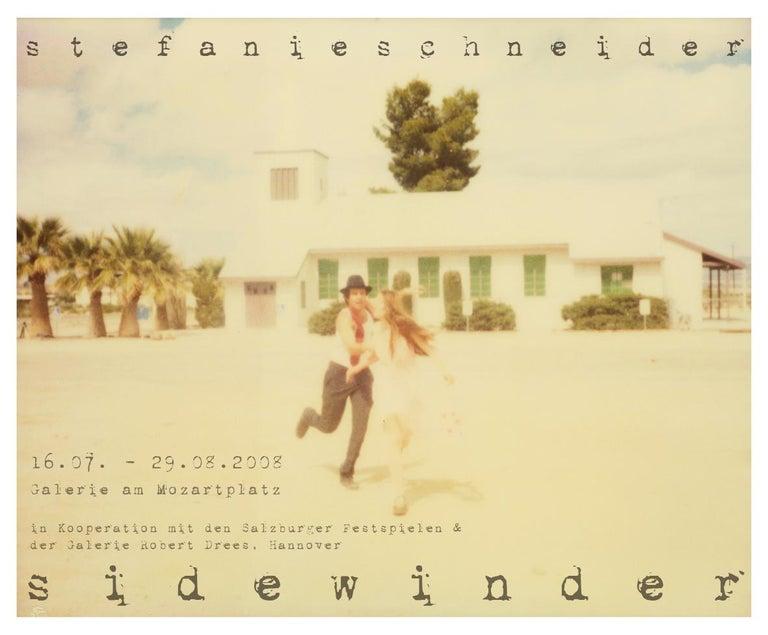 Frenzy - Sidewinder - Photograph by Stefanie Schneider