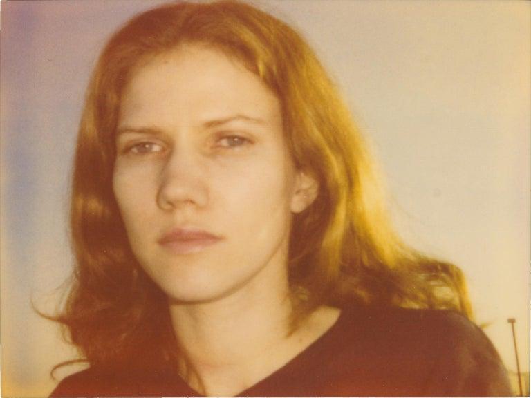 Stefanie Schneider Portrait Photograph - Galaxy Craze - Spring Sale - 20th Century, Women, Polaroid