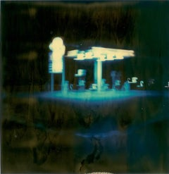 Gasstation at Night I  - Stranger than Paradise