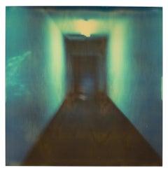 Hallway I  (Suburbia) - Contemporary, Polaroid, Analog, Portrait