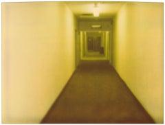 Hallway III (Suburbia) - Contemporary, Polaroid, Photography, Portrait
