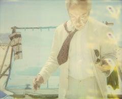 Hans - Contemporary, Figurative, Udo Kier, Polaroid, 21st Century, photograph