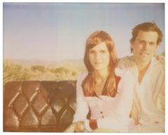 Happy endings - Original Polaroid Unique Piece