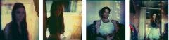 Inside the Trailer - 21st Century, Polaroid, Figurative, Photograph, Nude