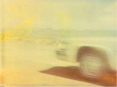 Interstate Flashback (Vegas) - Polaroid, Contemporary, 21st Century, Color