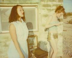 It rains on our Love (Till Death do us Part) - Polaroid