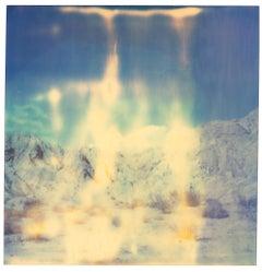 Joshua Tree - Landscape, Polaroid, Photograph, expired, Nature