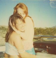 Joy (Till Death do us Part) - Contemporary, Women, Polaroid, Love, 21st Century