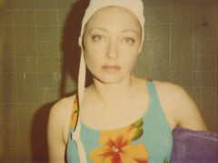 Judith (Suburbia) - Contemporary, Polaroid, Analog, Color, Photography, Portrait