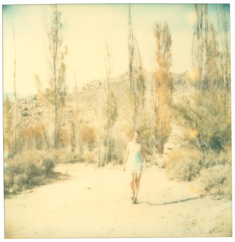 Last Season (Wastelands), diptych, analog - Contemporary Photograph by Stefanie Schneider