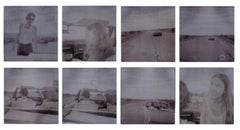 Leaving I (Sidewinder) - 8 pieces - Polaroid, 21st Century, Contemporary
