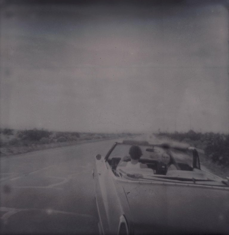 Leaving (Sidewinder) - Polaroid, 21st Century, Contemporary For Sale 5