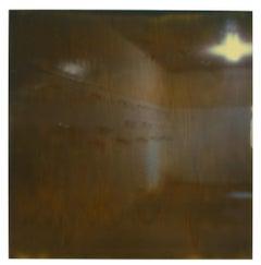 Locker Room (Suburbia) - Contemporary, Polaroid, Analog, Portrait
