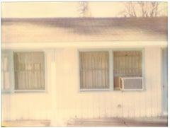 Lone Pine Motel I (The Last Picture Show) 20x20cm