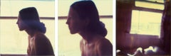 Lone Pine Motel II (The last Picture Show) - 21st Century, Polaroid, Woman