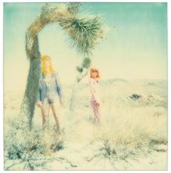 Long Way Home II - Contemporary, 21st Century, Polaroid, Figurative