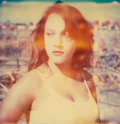 'Looking back' (Till Death do us Part) - 21st Century, Polaroid, Contemporary
