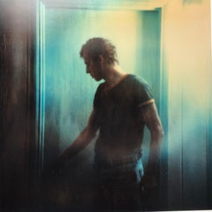 Lou Reed - Contemporary, Figurative, Polaroid, Photograph, 21stCentury, Expired