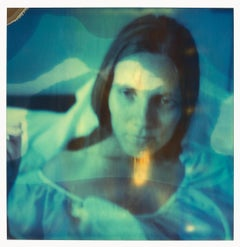 Madonna without a Cause - Polaroid, Contemporary, 21st Century, Portrait
